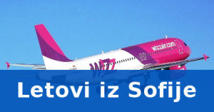 Wizz Air let Sofija