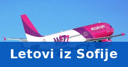 Wizz Air let Sofija