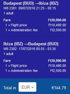 ibica,leto 2016,kuca putovanja,jeftine avio karte,wizzair