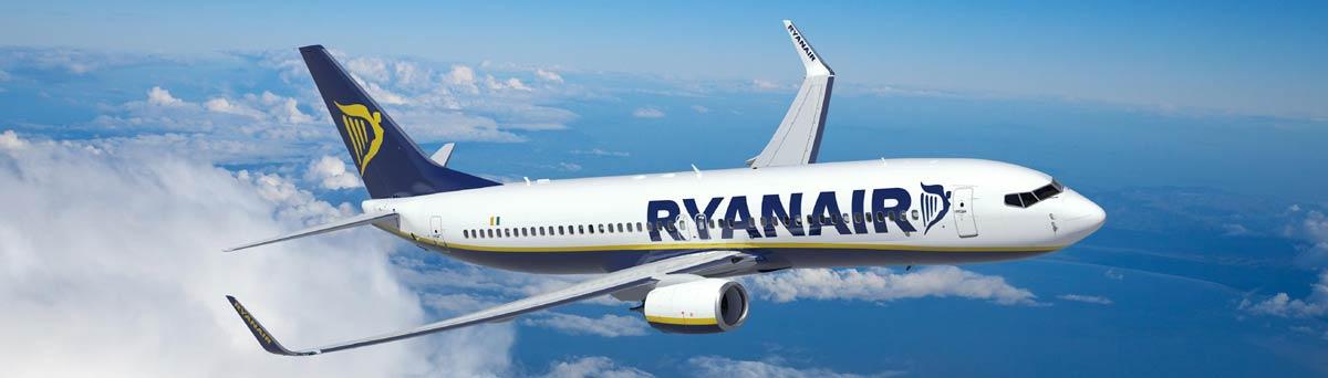 Ryanair aircraft niš